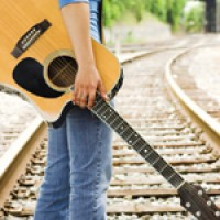 A Girl And A Guitar Mp3